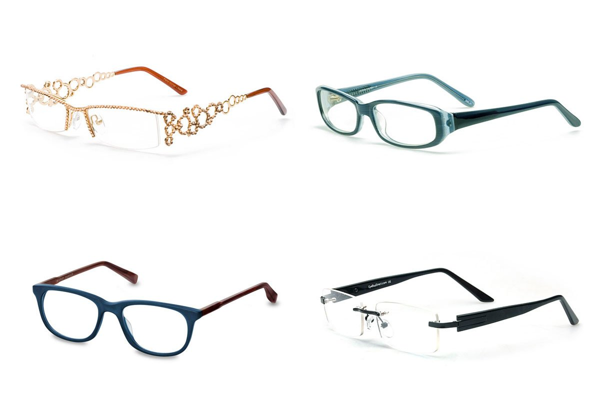 5ad71a3bb530 Eyewear Gallery  Inspirations for True-To-Type Glasses