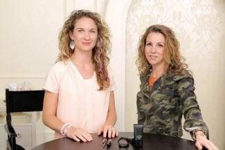 Anne and Anna K talk eyebrow color