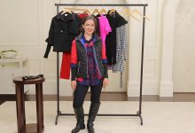 Kalista teaches layering clothes