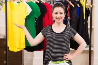Kalista gives tips for a travel capsule wardrobe.
