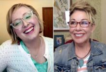 Rachel & Carol side by side as they talk about how to claim your sexual energy