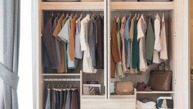 ways to organize your closet for fall