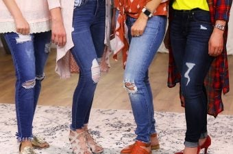 Experts in 4 Types of Ripped Jeans