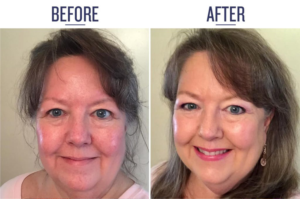 Amy's Before & After Studio Blend Foundation
