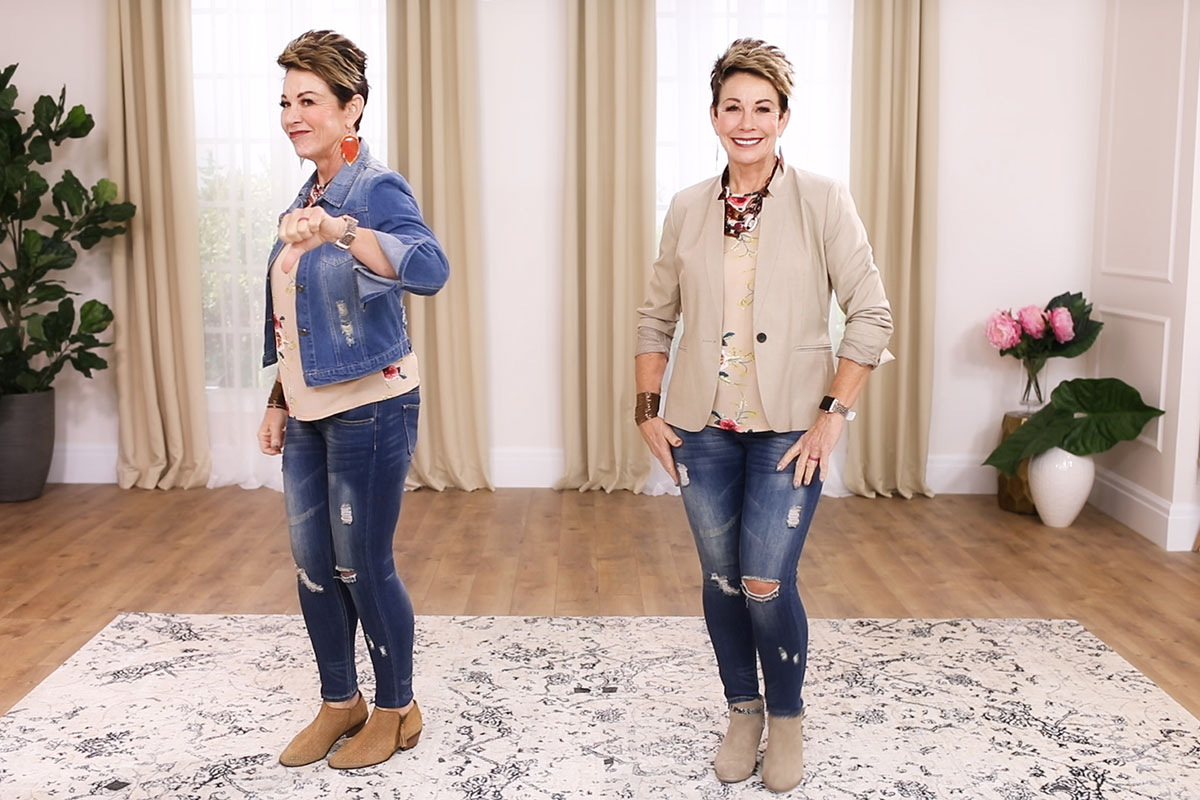Carol Tuttle teaches about personal style