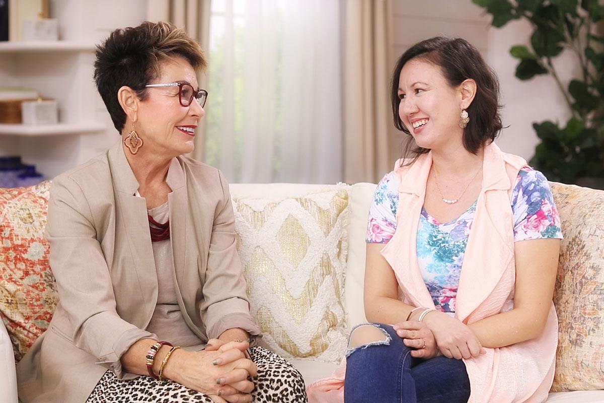 Carol Tuttle teaches how to build inner confidence
