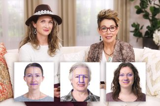Carol Tuttle teaches how to use Face Profiling
