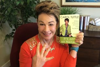 Carol Tuttle teaches the 4 Energy Types