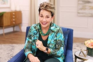 Carol Tuttle teaches energy healing for shopping