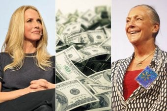 What Energy Types are the Wealthiest Women in the world?
