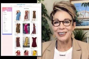 Carol sharing the new StyleInspire updates!