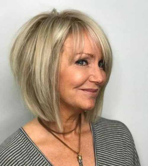 Bob-Hairstyle-for-Older-Women
