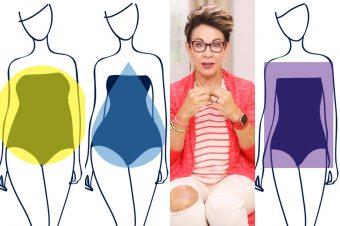 Carol Tuttle talks about body types