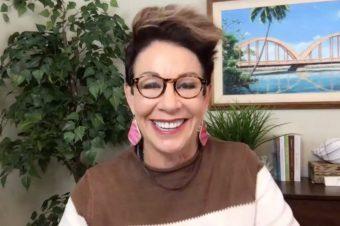 Carol sharing news for DYT