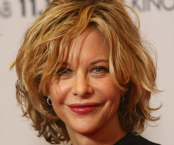 Meg Ryan Messy Hair