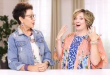 Carol Tuttle and Jeny talk Type 1/3 hair