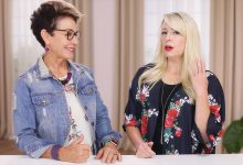 Carol Tuttle and Liz talk Type 4/2 Hairstyle