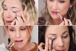 DYT Four Types Fall Makeup