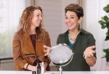 Carol Tuttle and Anna K teach about skincare