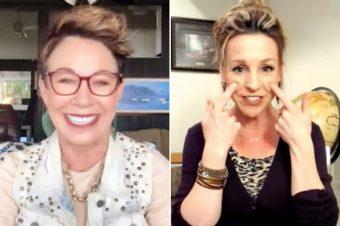 Carol and Anna K talk makeup