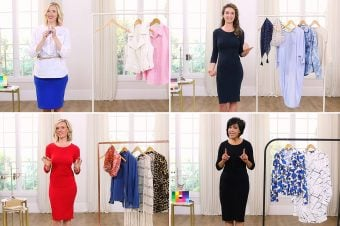 DYT Experts- One Dress Three Styles