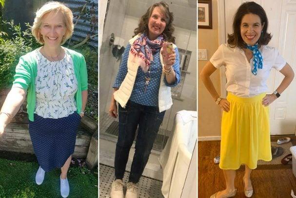 Type 1 women secondary styles