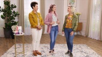 Carol, Anne, and Sarah