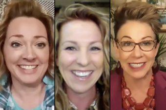 Jeny, Anna K, Carol