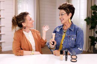 Carol and Anna K talk foundation