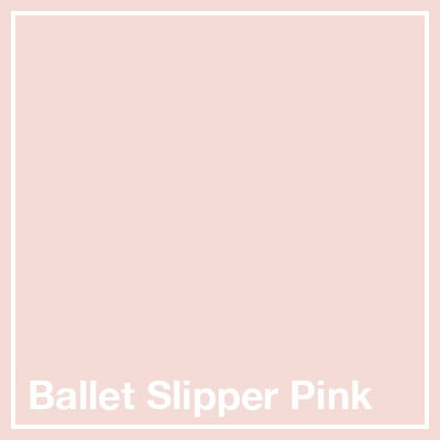 Ballet Slipper Pink square