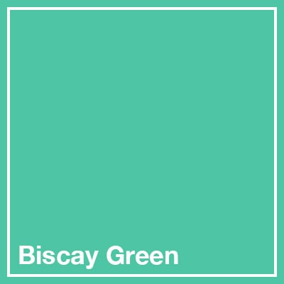 Biscay Green square