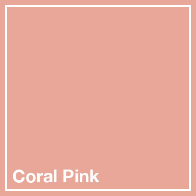 Coral Pink square