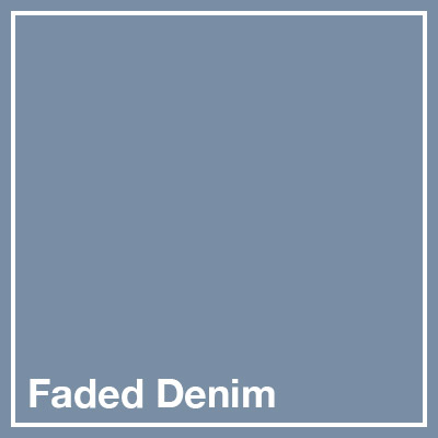Faded Denim square