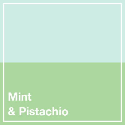 Mint & Pistachio square