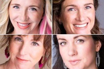 DYT Experts showing summer makeup