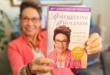 Looking for a great book to read? Remembering Wholeness