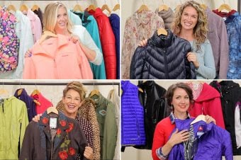 DYT Experts show outerwear