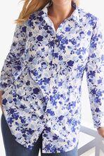 Perfect Long-Sleeve Button Down Shirt