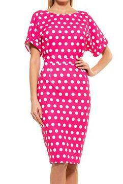 Women's Taylor Polka Dot Dress