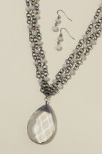 Type 2 Curtain Call Necklace/Earring Set