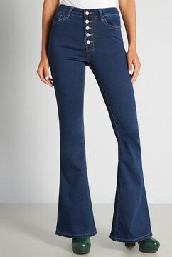 Can't Fight the Flare Jeans
