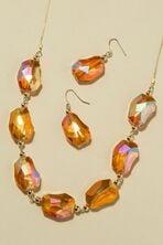 Type 3 Lavish Amber Necklace