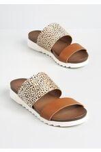 Gone Glamping Slide Sandal